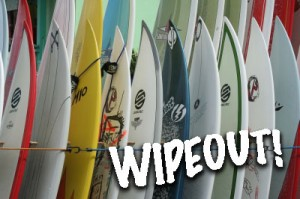 Wipeout Wednesday